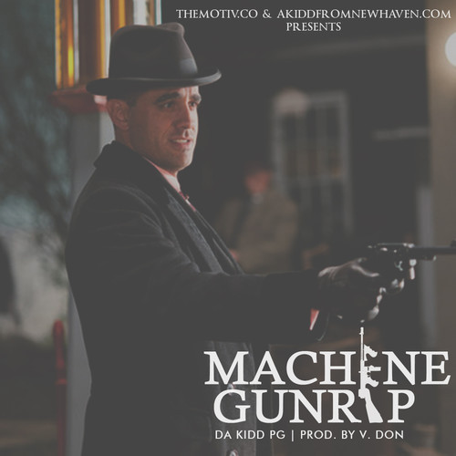 machine gun rap