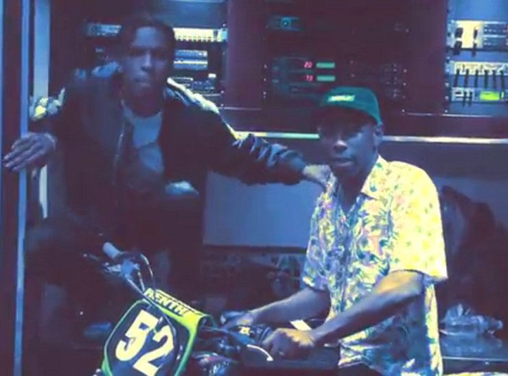 Tyler, The Creator – What the fuck Now ft. A$AP (video)