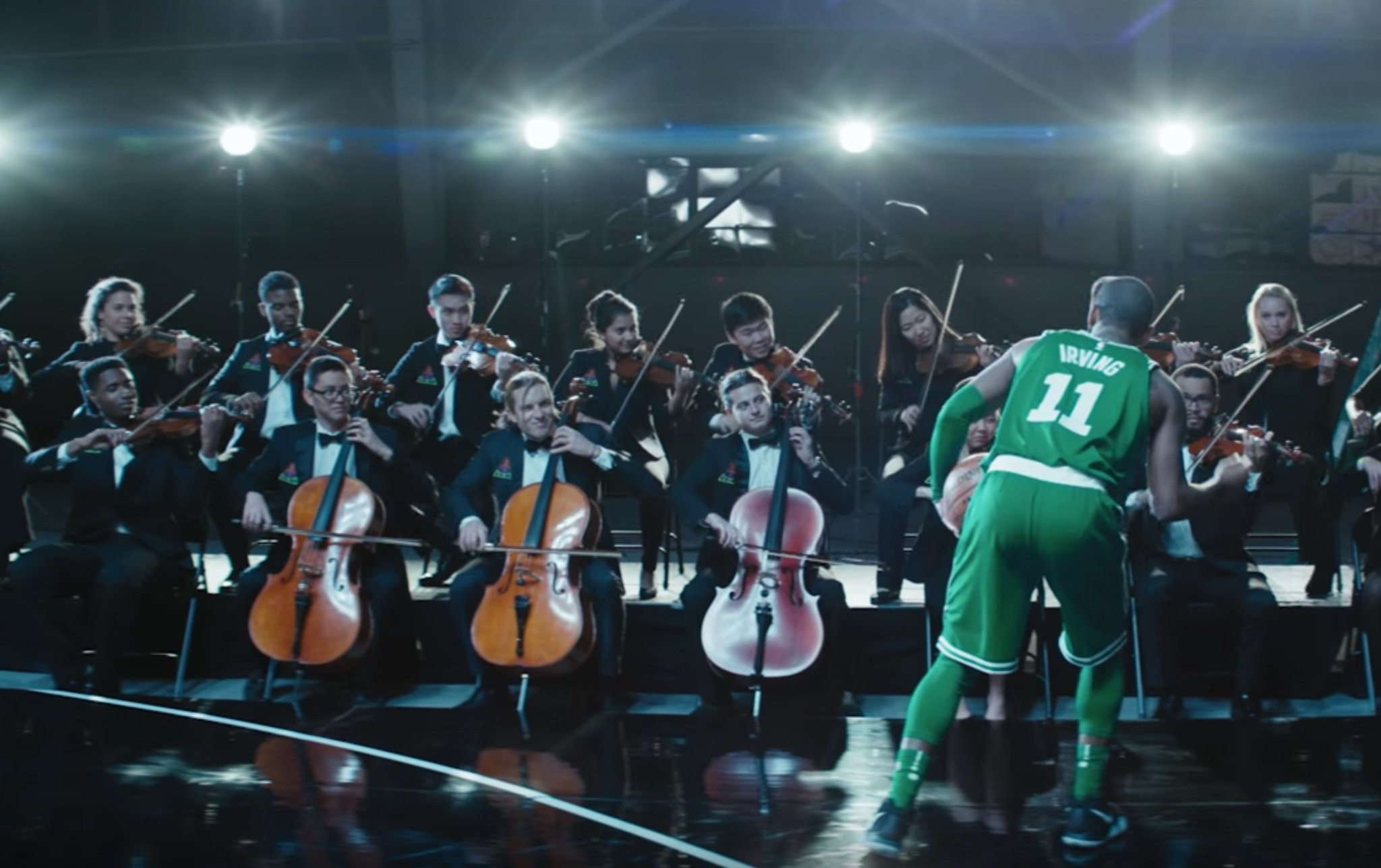 Nike and Kyrie Irving Present: Find Your Groove