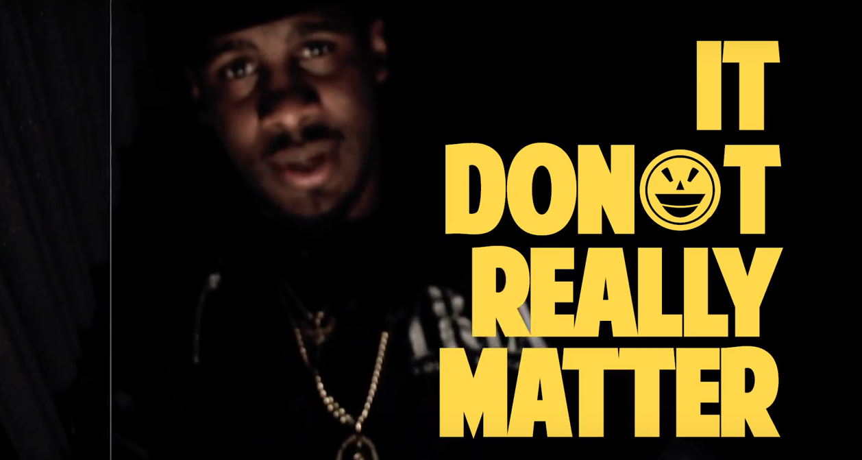 King Jayo – It Don't Really Matter