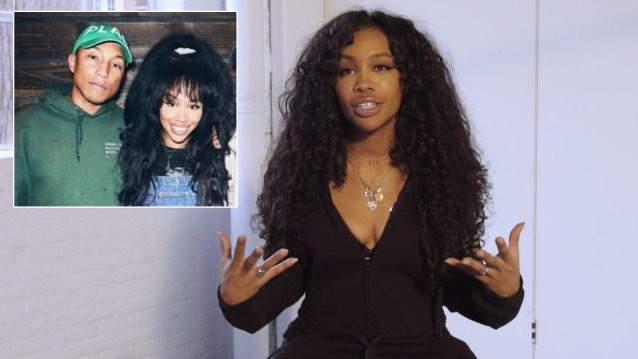 """SZA """"Supermodel"""" Explained The Process with GQ"""