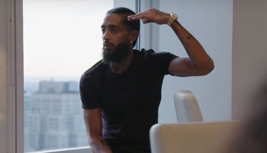 "Nipsey Hussle ""Grinding All My Life / Stucc In The Grind"" (Video)"