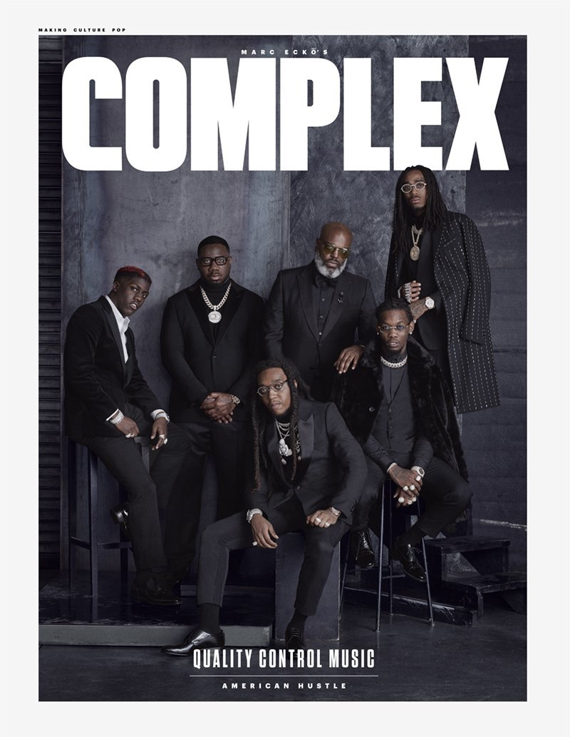 Quality Control Talks about Building an Empire