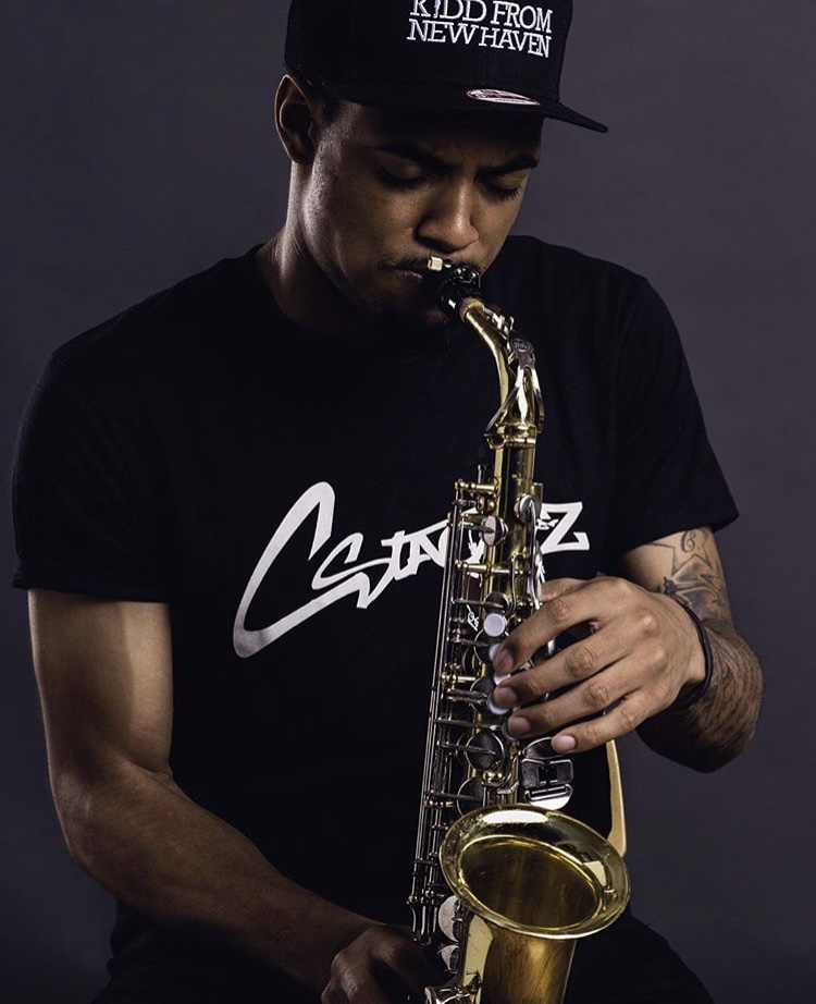 C Staggz – KEHLANI HONEY (SAX COVER)