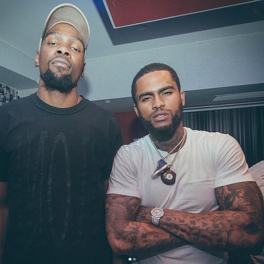 Bleacher Report – Kevin Durant And Dave East