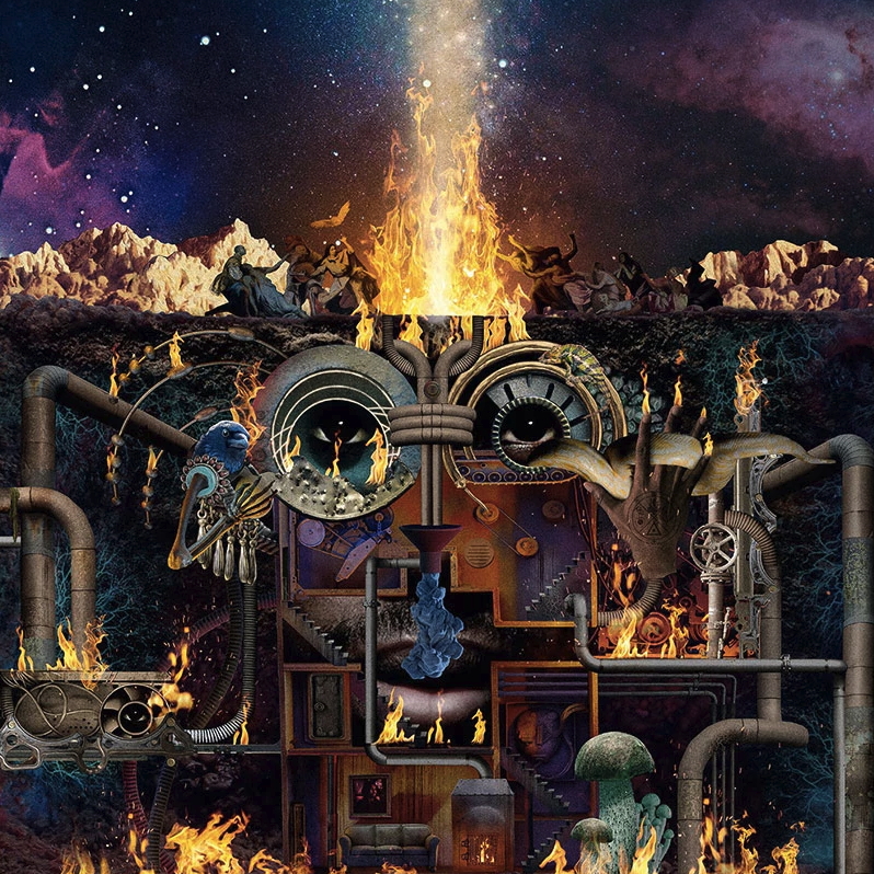 FLYING LOTUS – FLAMAGRA