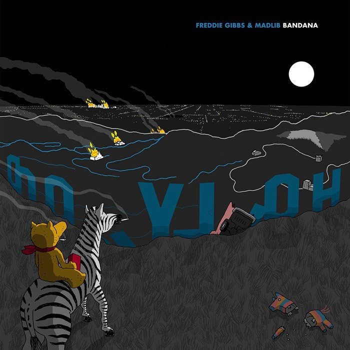 Freddie Gibbs & Madlib – Half Manne Half Cocaine(video)