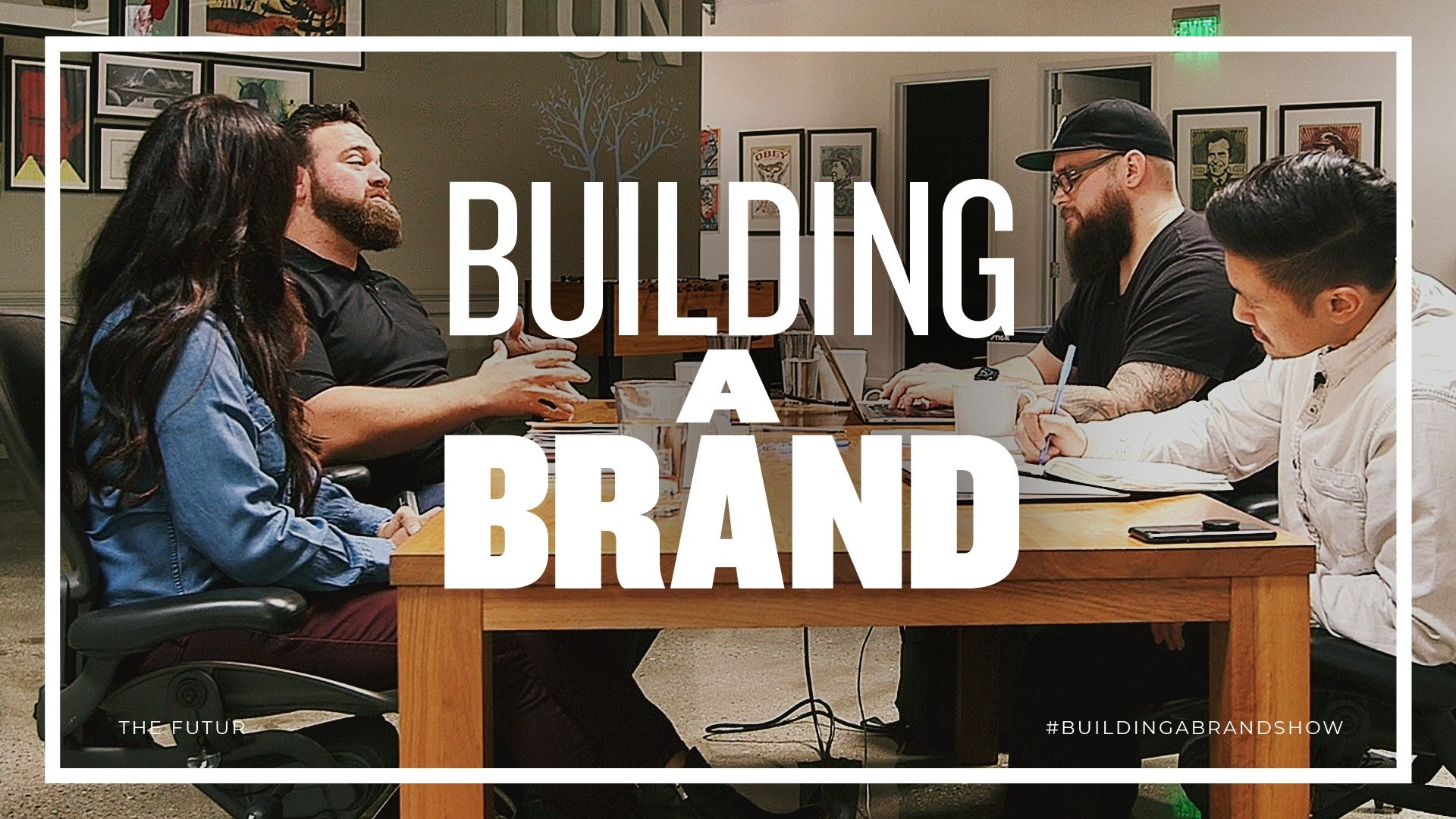 The Futur – Build A Brand