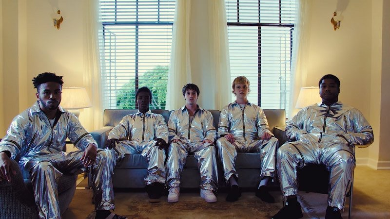 BROCKHAMPTON – Dearly Departed(music video)