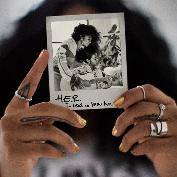 H.E.R. – I USED TO LOVE HER (ALBUM)