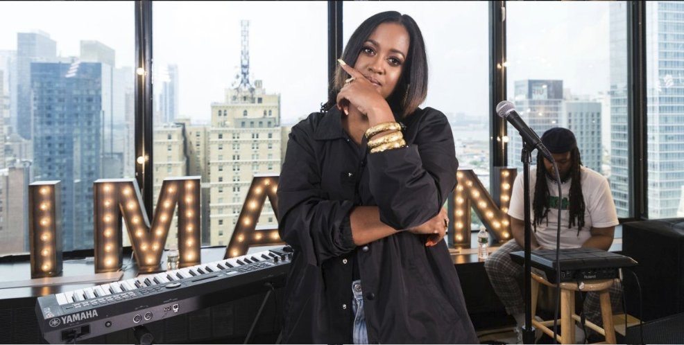 Rapsody – BET Imagine Room performance