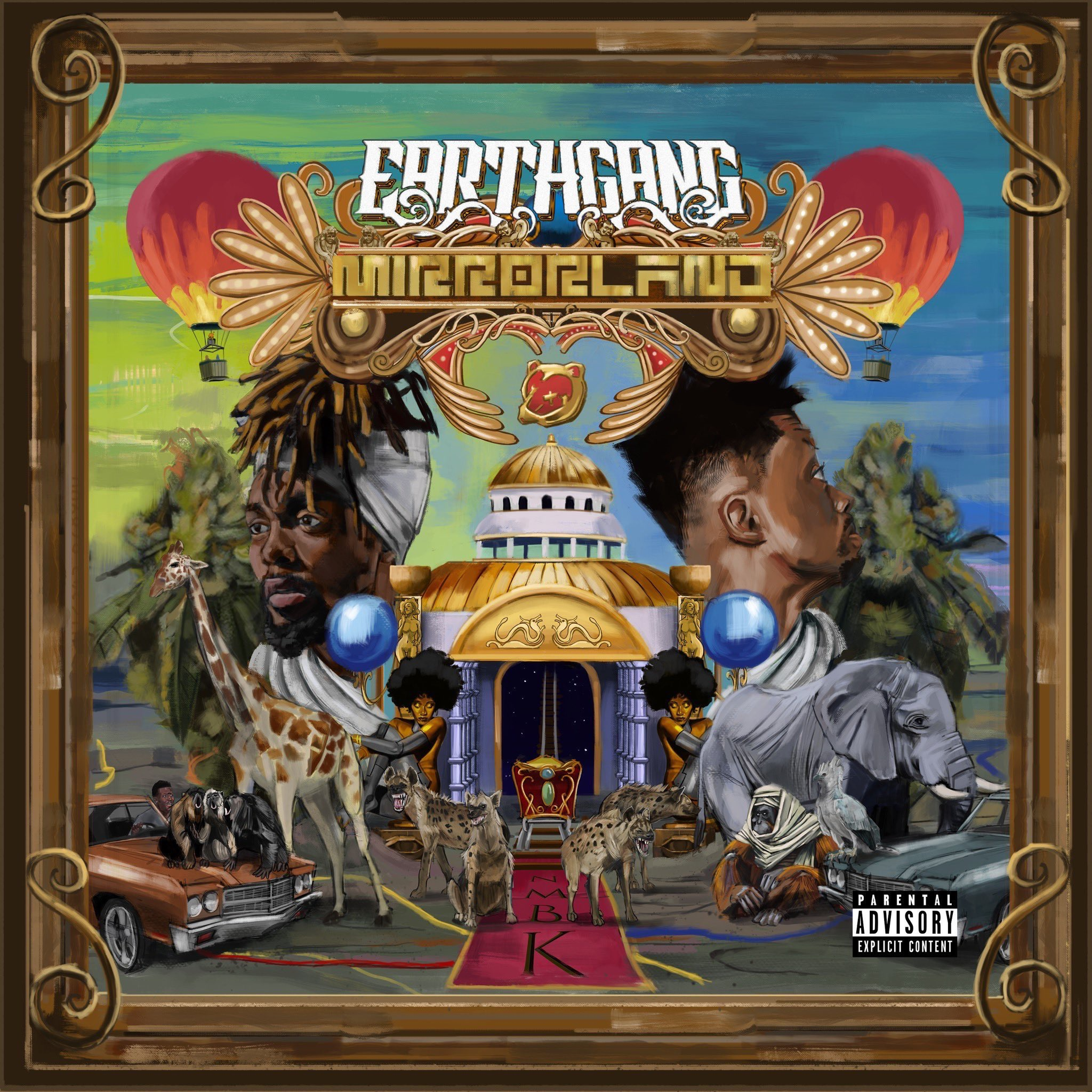 EARTHGANG – MIRRORLAND