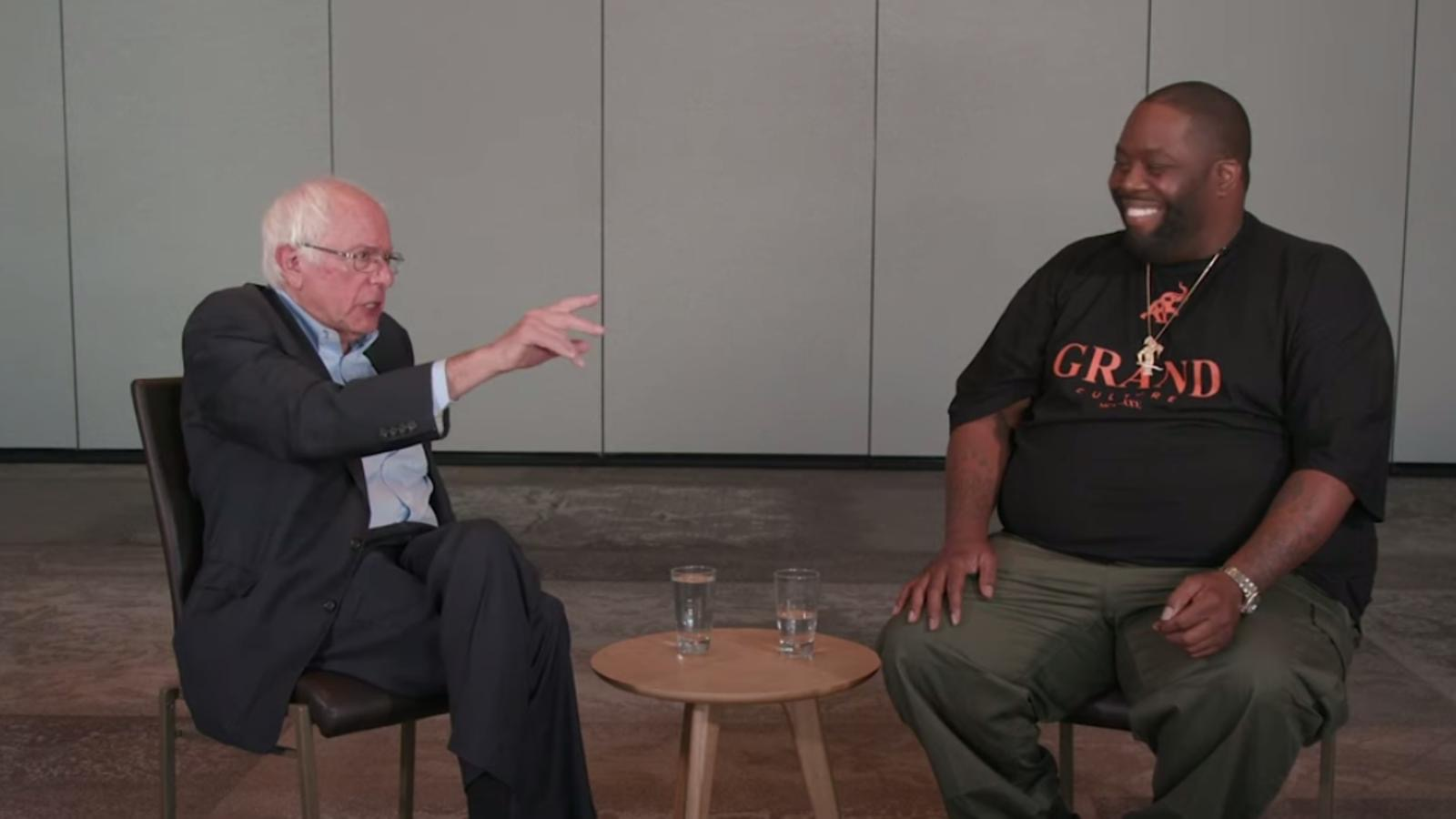 Bernie & Killer Mike: 2020