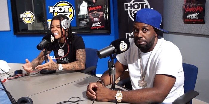 YOUNG M.A – FUNK FLEX FREESTYLE