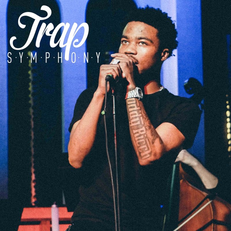 """Roddy Ricch Performs """"Ballin"""" With Live Orchestra 