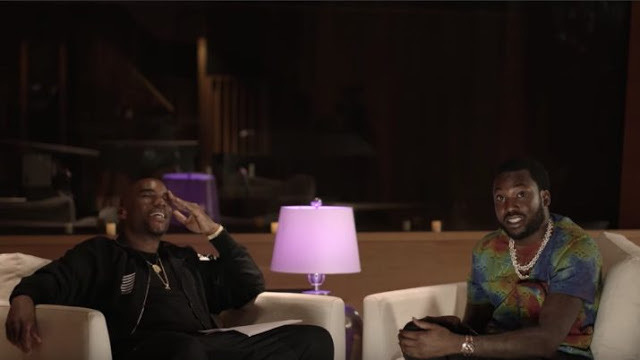 Charlamagne Tha God and Meek Mill: A Conversation Between Champions