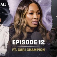 ALL THE SMOKE Full Podcast w/ Cari Champion