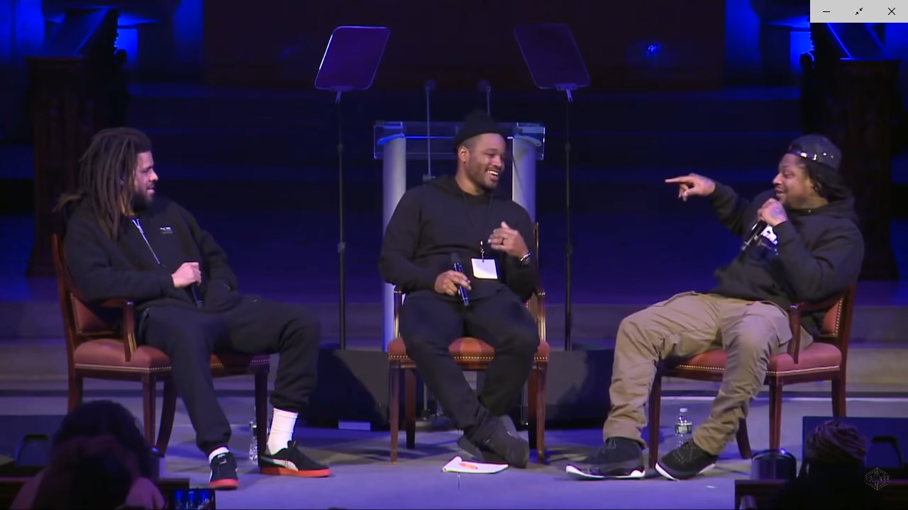 Ryan , Marshawn and Cole converstation