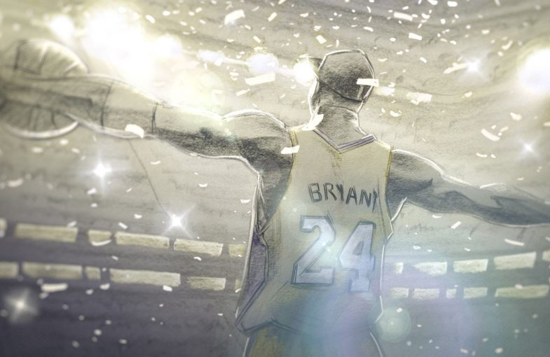 Kobe Bryant's Oscar-Winning Short Film 'Dear Basketball'