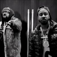 "Smoke DZA & Benny The Butcher ""By Any Means"" video"