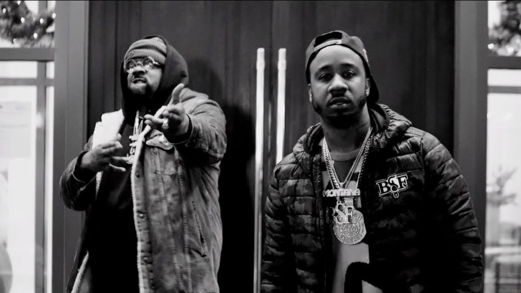 """Smoke DZA  & Benny The Butcher """"By Any Means"""" video"""