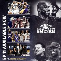 ALL THE SMOKE Podcast with Kobe Bryant