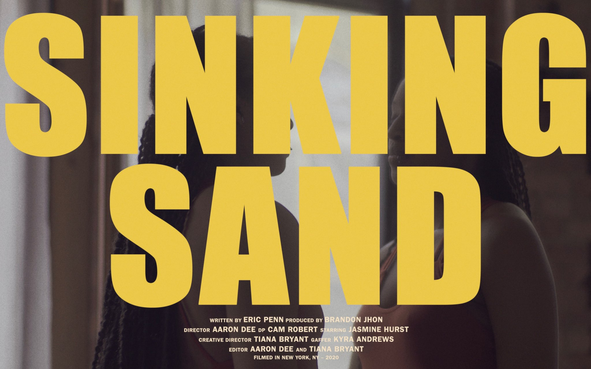 Eric Penn Sinking Sand music video