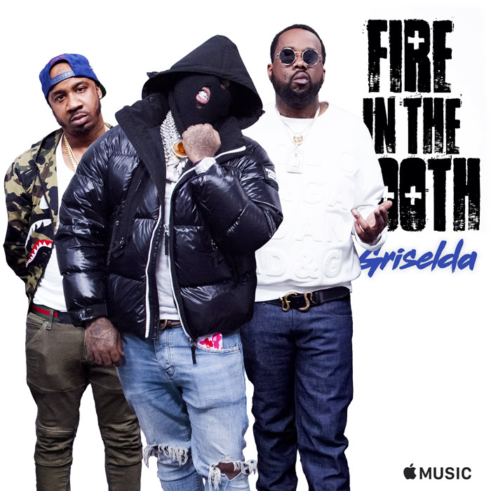 Griselda Fire in the Booth Freestyle
