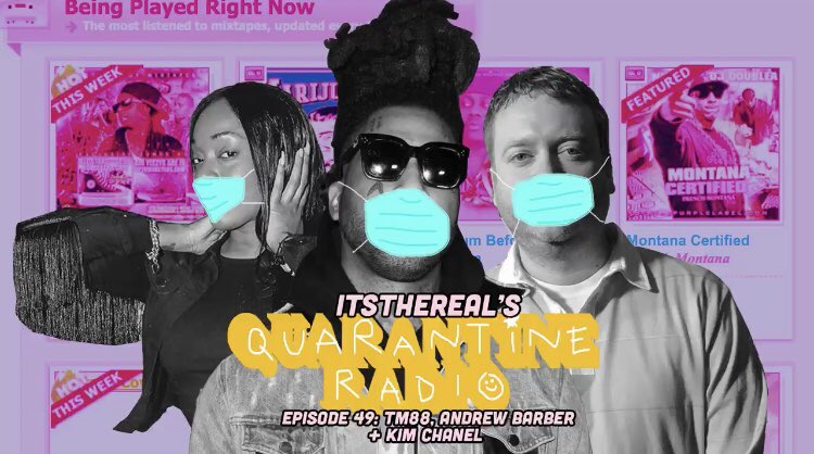 Quarantine Radio Episode 49