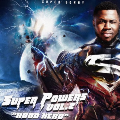 Super Sonny Super Powers vol 2