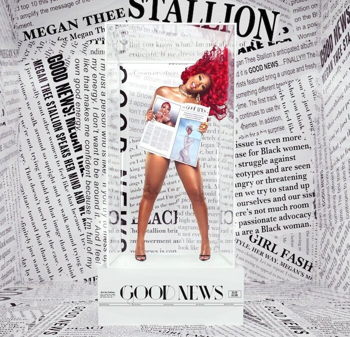 MEGAN THEE STALLION GOOD NEWS