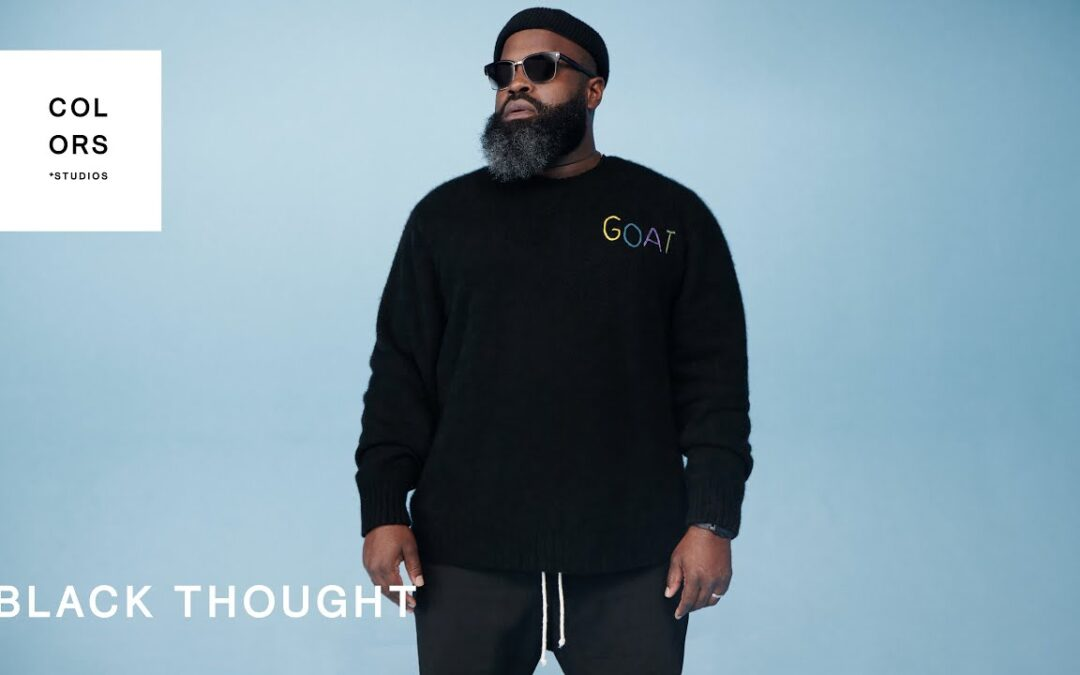 Black Thought On A Colors Show