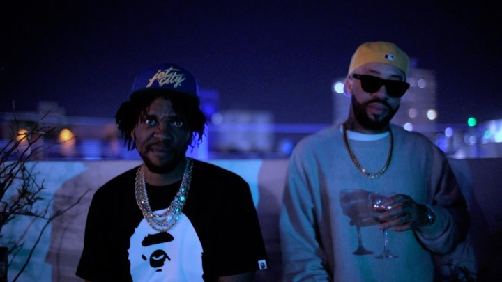 CURREN$Y SHOUT OUT Video