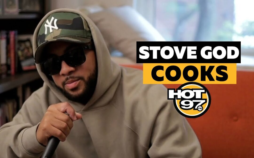 Stove God Cooks Interview with Rosenberg